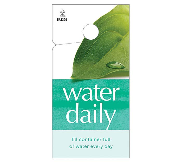 FLORAL- WATER DAILY