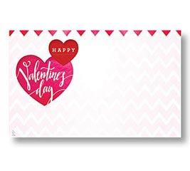 ENCL CARD HVD VALENTINE WISHES