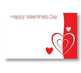 ENCL CARD HVD HEARTS
