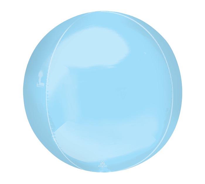 "16""SOL ORBZ PASTEL BLUE"