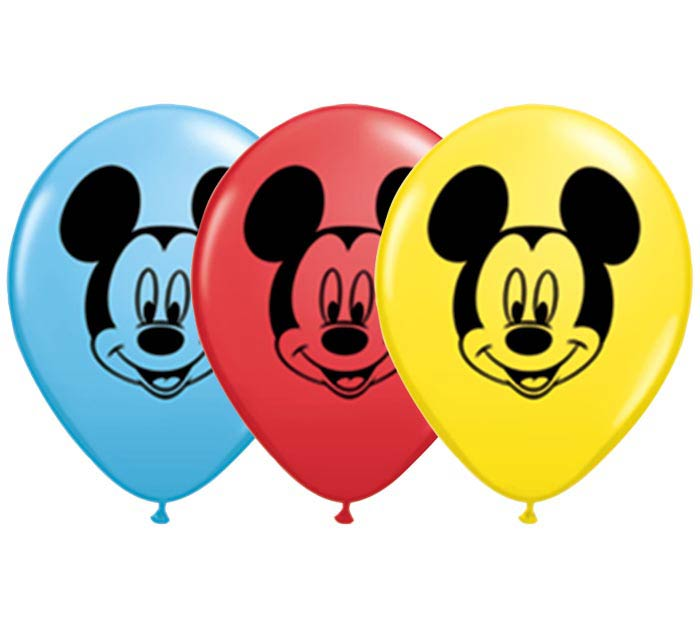"5"" MICKEY MOUSE QUAL"