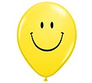 "5"" QUALATEX SMILEY FACE LATEX"