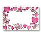ENCL CARD LOVE BLOOM