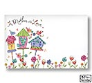 ENCL CARD MOTHERS LOVE WATERCOLOR