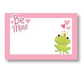 ENCL CARD VAL PRINCE