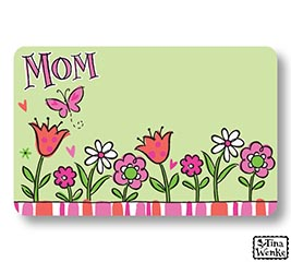 ENCL CARD MOTHER'S WHIMSY