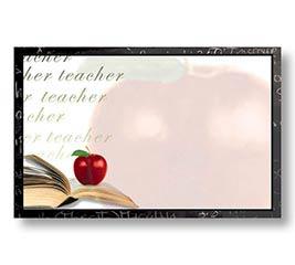 ENCL CARD TEACHER