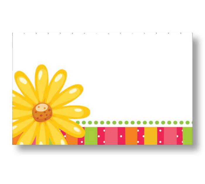 ENCL CARD DAISY