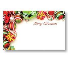 ENCL CARD CHRISTMAS