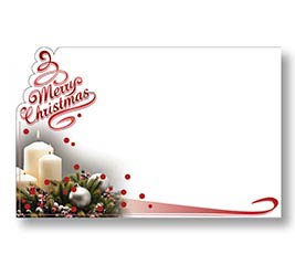 ENCL CARD CHRISTMAS