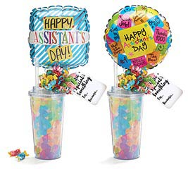 HAPPY ASSISTANT'S DAY TUMBLER GIFTABLE