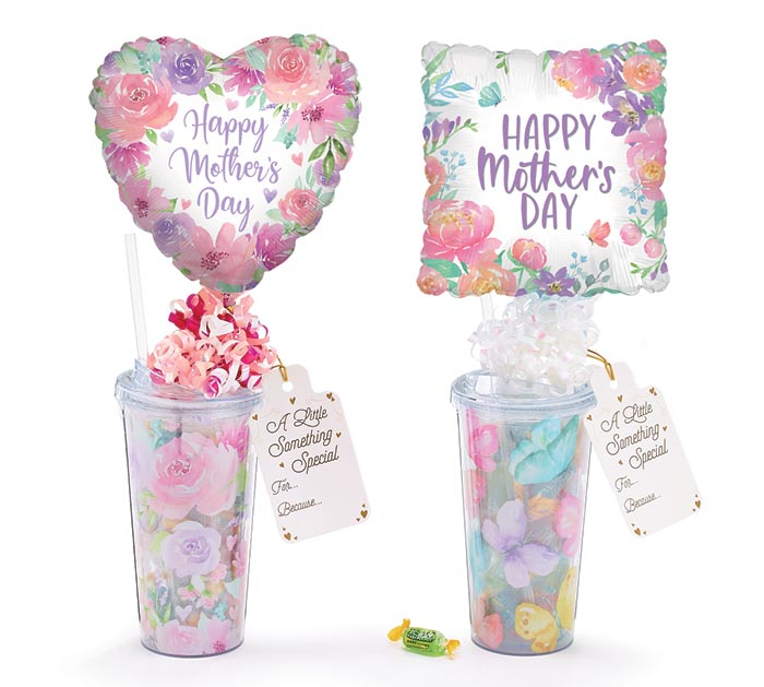 MOTHER'S DAY CANDY TUMBLER GIFTABLE