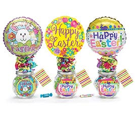 EASTER CANDY CONTAINER GIFTABLE