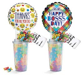 BOSS'S DAY TUMBLER GIFTABLE