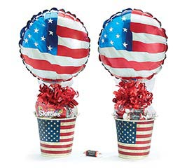 PATRIOTIC CANDY TIN GIFTABLE