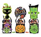 HALLOWEEN TOTE BAG GIFTABLE