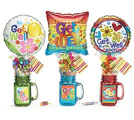 GWS MASON JAR GIFTABLE W BALLOON