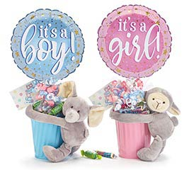 BABY CANDY TIN GIFTABLE