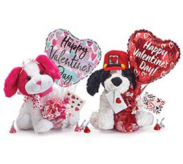 VALENTINE PLUSH ASSORTMENT