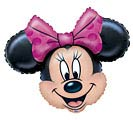 "28""PKG MINNIE HEAD"