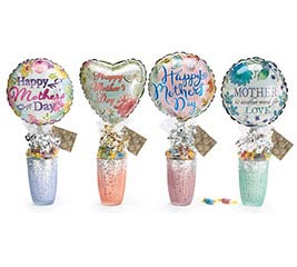 MOTHER'S DAY VASE GIFTABLE