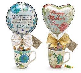 MOTHER'S DAY CANDY MUG GIFTABLE