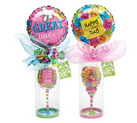 ASSISTANT'S DAY WINE GLASS GIFTABLE