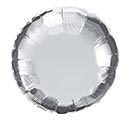 "18""SOL SILVER ROUND"