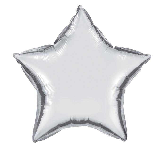 "36"" SILVER STAR"