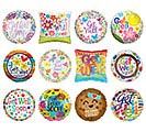 "9"" AIR FILLED GET WELL SOON ASSORTMENT"