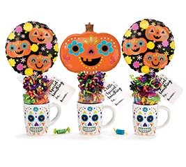 DAY OF DEAD MUG GIFTABLE