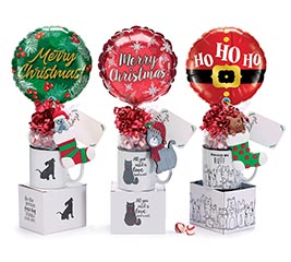 PET LOVERS CHRISTMAS GIFTABLE MUG