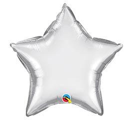 "20""SOL CHROME SILVER STAR"