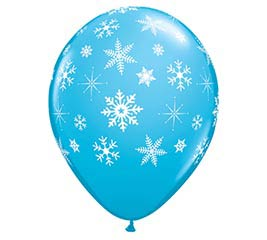 """11""""XMA SNOWFLAKES"""