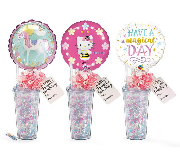 JUVENILE TRAVEL CUP GIFTABLE ASSORTMENT