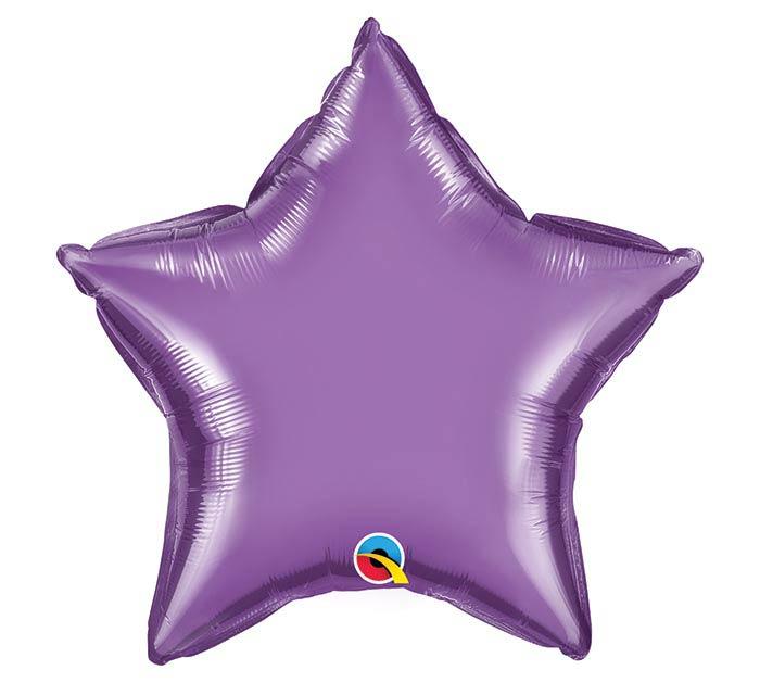 "20""SOL CHROME PURPLE STAR"