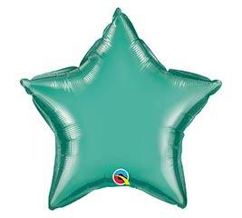 "20""SOL CHROME GREEN STAR"