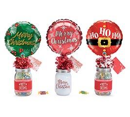 CHRISTMAS MASON JAR GIFTABLE