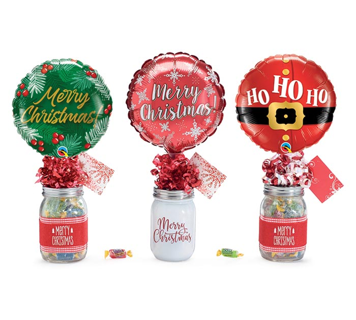 CHRISTMAS MASON JAR GIFTABLE
