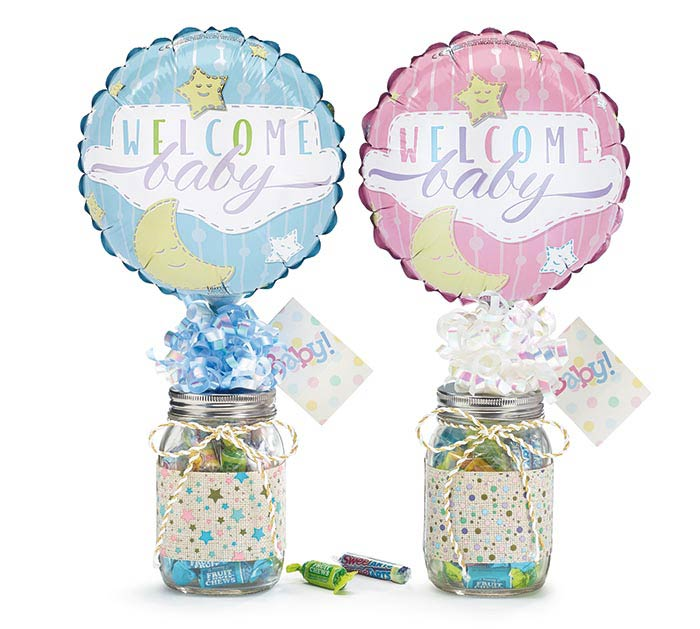 BABY MASON JAR GIFTABLE ASSORTMENT