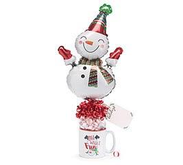 CHRISTMAS CANDY MUG GIFTABLE