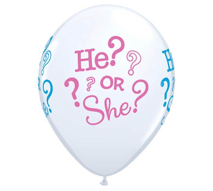 """11""""BBY HE OR SHE"""