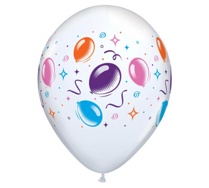 "11""GEN PARTY BALLOON"