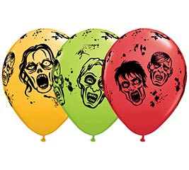 """11""""HAL ZOMBIES"""
