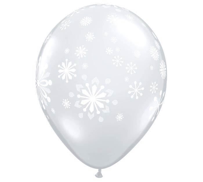 "11""XMA CONTEMPORARY SNOWFLAKES"
