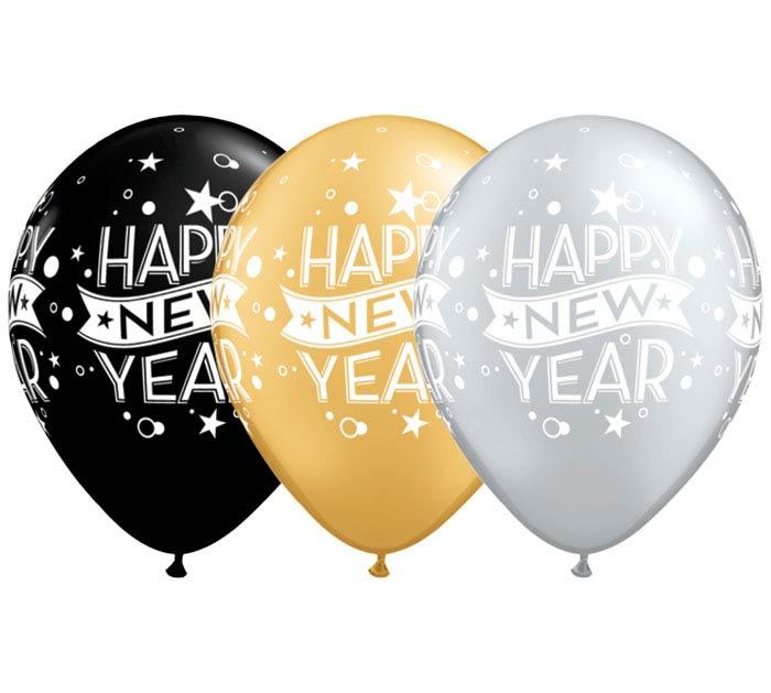 """11""""HNY NEW YEAR PK50"""