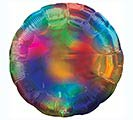 "18""SOL IRIDESCENT RAINBOW CIRCLE HOLOGRA"