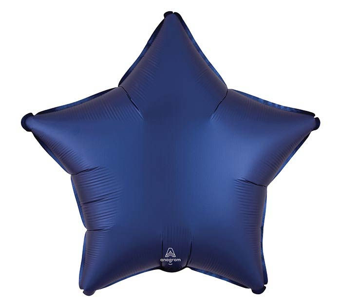 "19""SOL SATIN LUXE NAVY STAR"