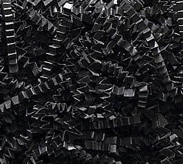 10 LB BLACK CRINKLE CUT SHRED