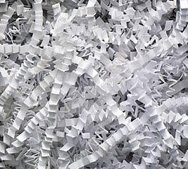 3-8 OZ BAGS WHITE CRINKLE CUT SHRED